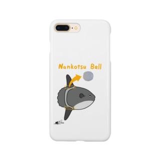 マンボウの軟骨ボール Smartphone cases