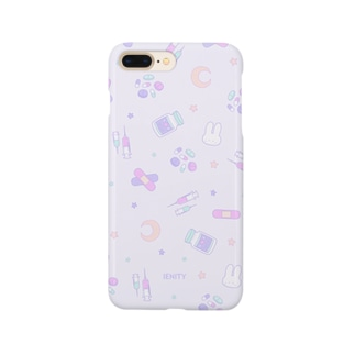 Yamikawaii Syndrome #Purple Smartphone cases