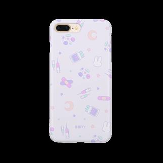 IENITY / MOON SIDEのYamikawaii Syndrome #Purple Smartphone cases