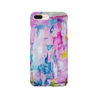 abstracted clouds  Smartphone cases