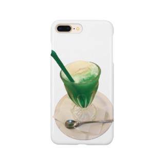 大好きクリームソーダ Smartphone cases