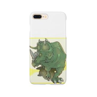 セントロサウルス Smartphone cases