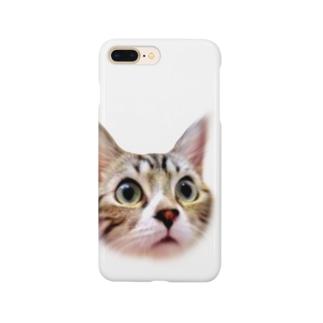 猫ねこ Smartphone cases