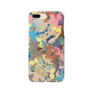 こまちゃん iphone カバー for iphone 8 Plus, 7 Plus, 6s Plus, 6 Plus Smartphone cases