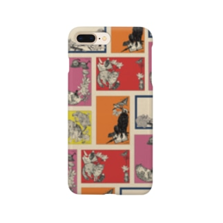 Reprint stationery design Smartphone cases