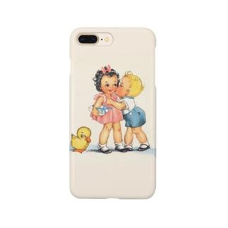 レトロアメリカン2 Smartphone cases