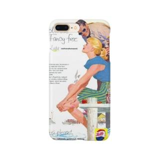 レトロアメリカン3 Smartphone cases