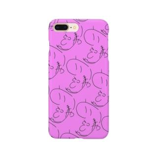 ippai joushi ぴ Smartphone cases