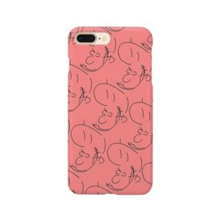 ippai joushi あか Smartphone cases
