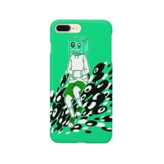 ダンボールくんスマホカバー Smartphone cases