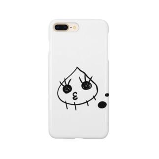 ABURAちゃん Smartphone cases