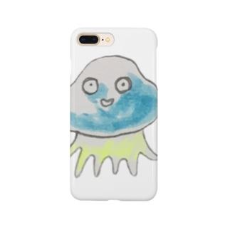 カイフククラゲ Smartphone cases