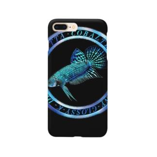 シンフォニー コバルトアクア Smartphone cases