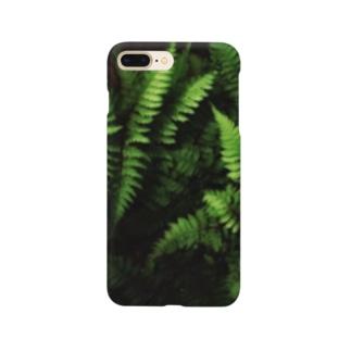 グリーンT Smartphone cases