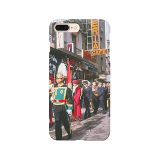 スペイン:レコンキスタのパレード Spain: Parade of the Reconquista Smartphone cases
