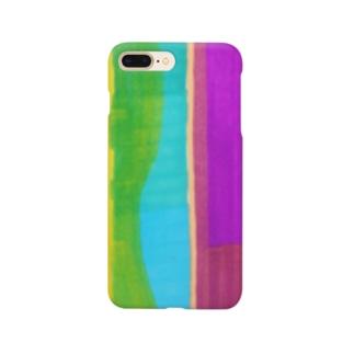 HARUTA_MISAKIの虹 Smartphone cases