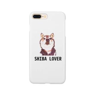 SHIBA LOVER Smartphone cases