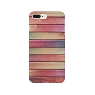 色の木 Smartphone cases