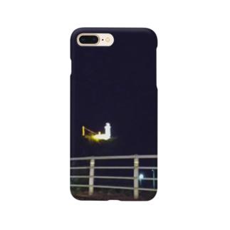 宵闇の灯台 Smartphone cases