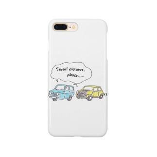 可哀想なロビン Smartphone cases