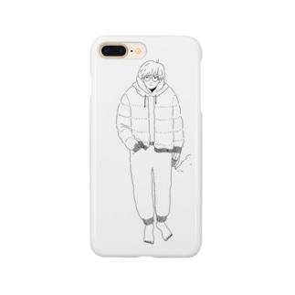 はだしくん Smartphone cases