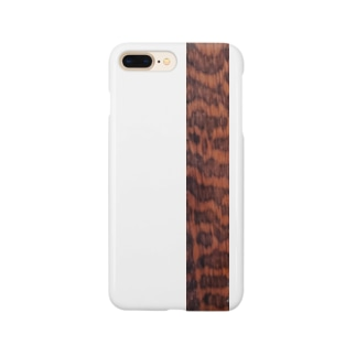 スネークウッド Smartphone cases