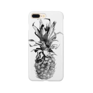 パイナップル Smartphone cases