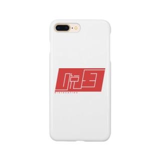 脱臼ロゴ Smartphone cases