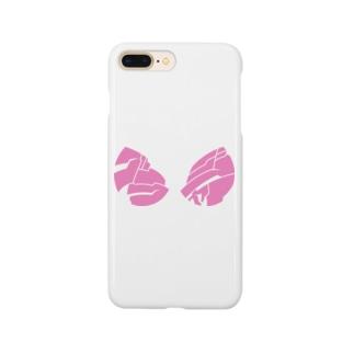 ブラジャー Smartphone cases