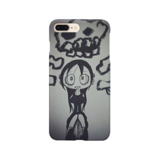 黒い感情 Smartphone cases