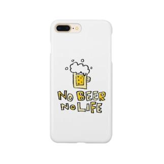 Children's Art / ノービールノーライフ NO BEER NO LIFE Smartphone cases