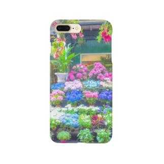 紫陽花 雨の日 アジサイ Smartphone cases