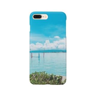 南の島 Smartphone cases