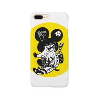 ウチューチュー Smartphone cases