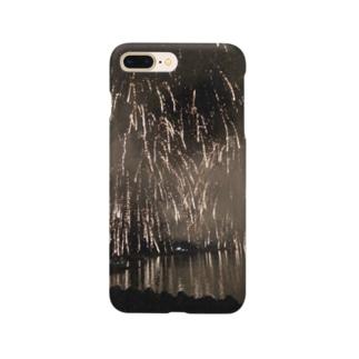 花火景色 Smartphone cases