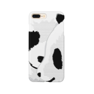 PANDA COMPLEX パンダ頭複合体 Smartphone cases