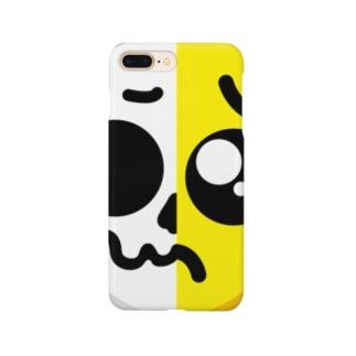 ぴえんからのぽくり Smartphone cases