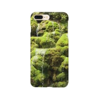 全国名水百選・垣花樋川(かきのはなひーじゃー) Smartphone cases