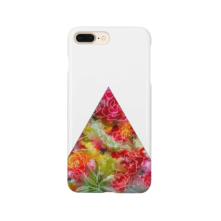 不自然な正三角形 Smartphone cases