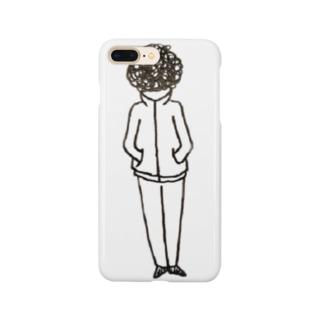 アフロ Smartphone cases