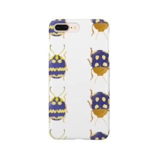 ズングリハムシくん Smartphone cases