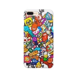 ステッカー 木原幸志郎 Smartphone cases
