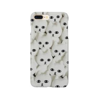 ネコうじゃ Smartphone cases