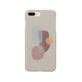 かさなる Smartphone cases