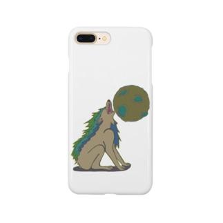 雄叫び Smartphone cases