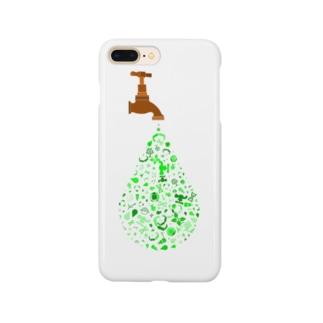 エコ 廃棄物 Smartphone cases