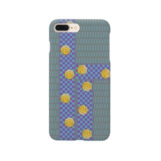 畳1(黒田) Smartphone cases