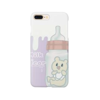 MilkBear Smartphone cases