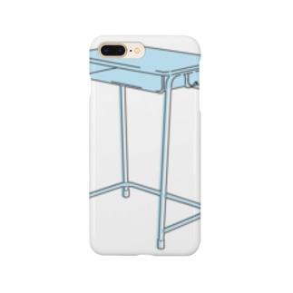 懐かしのつくえ Smartphone cases