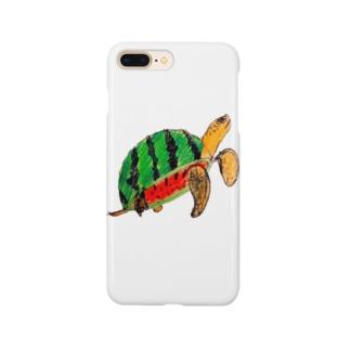スイカメ Smartphone cases